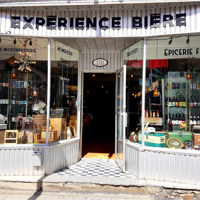 Image Boutique Expérience Bière