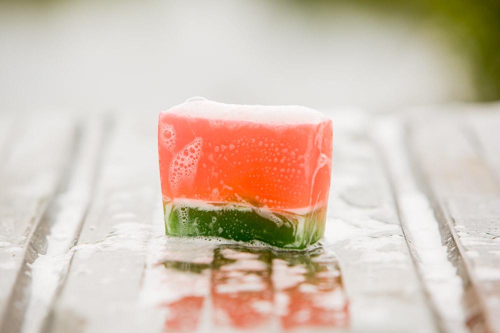 Savon Gourmand Melon d'Eau Moussant